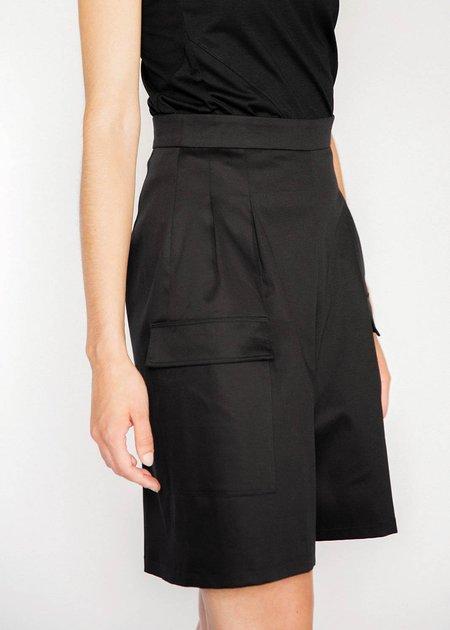 A.Oei Cargo Short - black