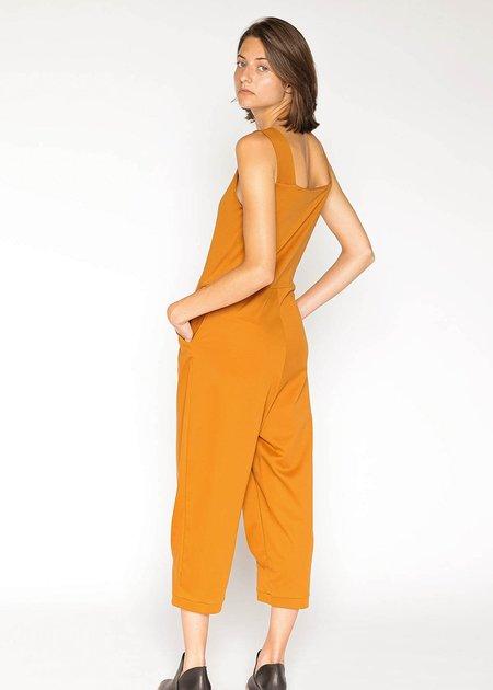 A.Oei Jersey Jumpsuit - Honey