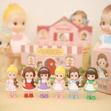 kids Shop Merci Milo Retro Doll Surprise Box