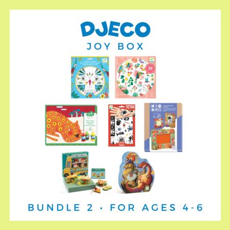 djeco joy box for ages 4-6
