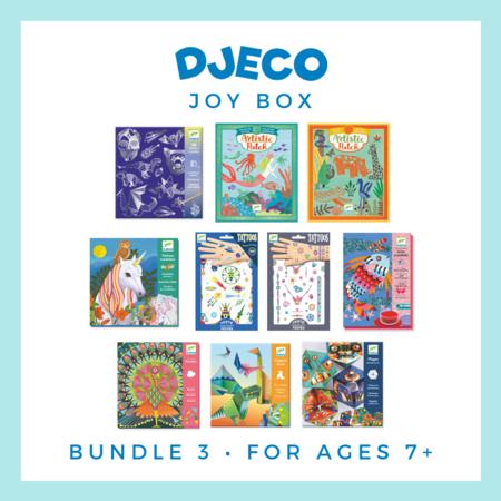 djeco joy box for ages 7+