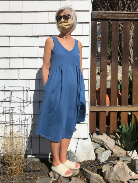 Pillar Marseille Dress - Denim
