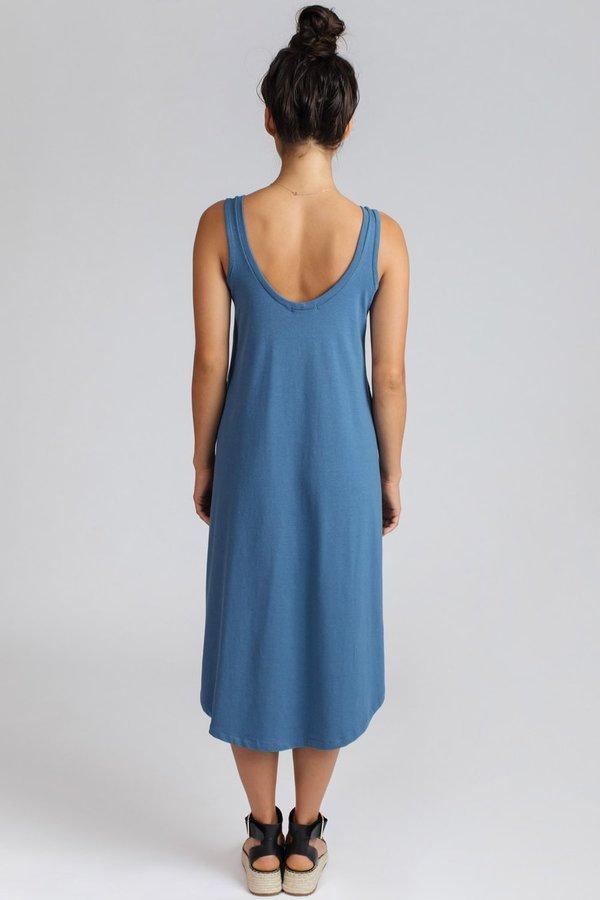 Pillar Marseille Dress - Denim