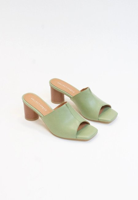 Collection and Co Ama Mules - Sage
