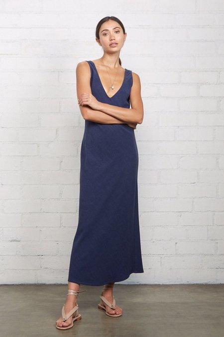 Rachel Pally Linen Simona Dress - Indigo