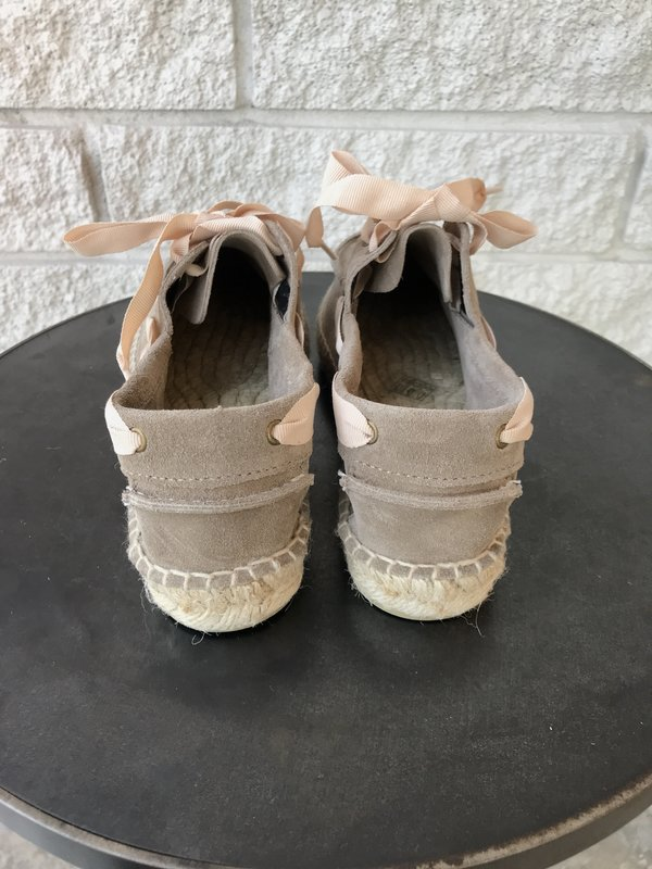 Hamptons Boat Shoes - Vintage Taupe
