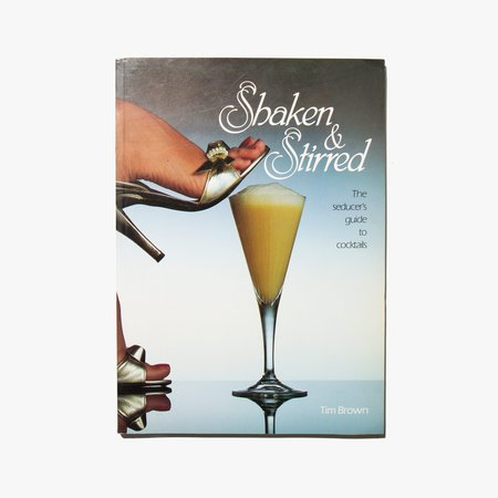 Kindred Black Shaken and Stirred – Tim Brown