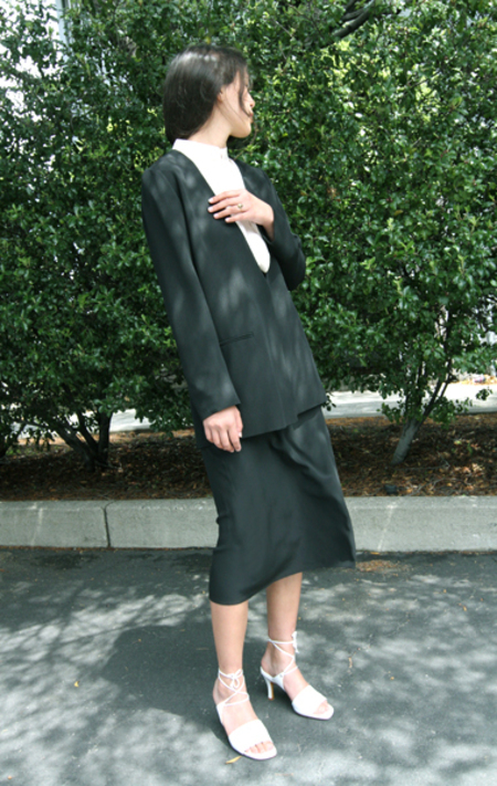Istok Bessette Jacket - black