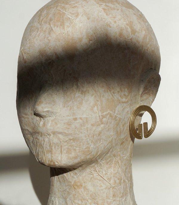 MAAARI LINGLINGO HOOPIES - Brass