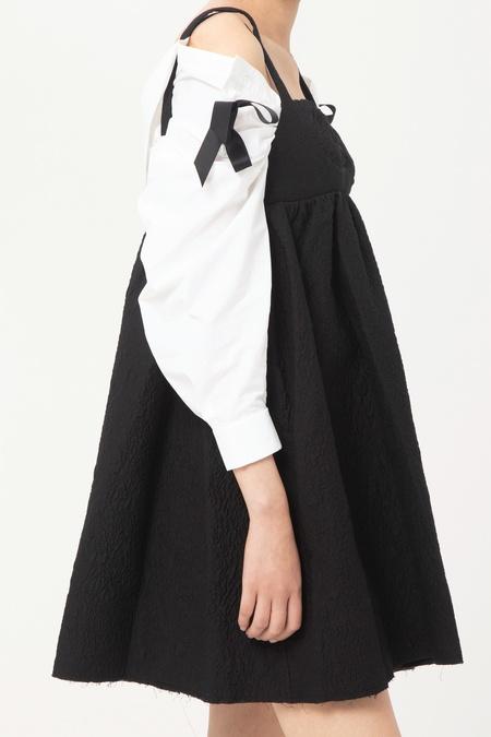 Shushu Tong Straps Shirt