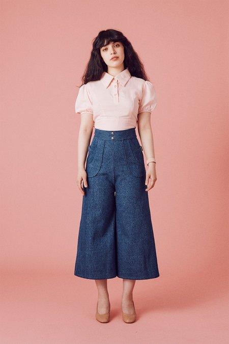 Samantha Pleet Daisy Jeans