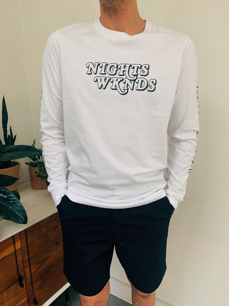 NIGHTS WKNDS Throwback L/S Tee