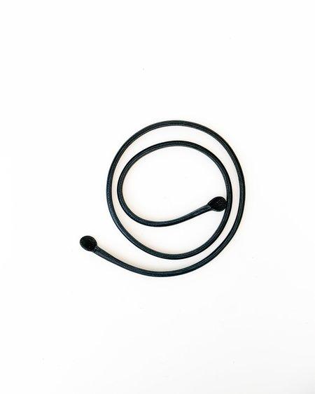 ARE Studio Knot Belt - Black