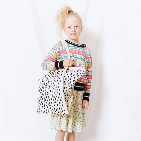 kids Noe & Zoe Judoka Bag - Black Drop