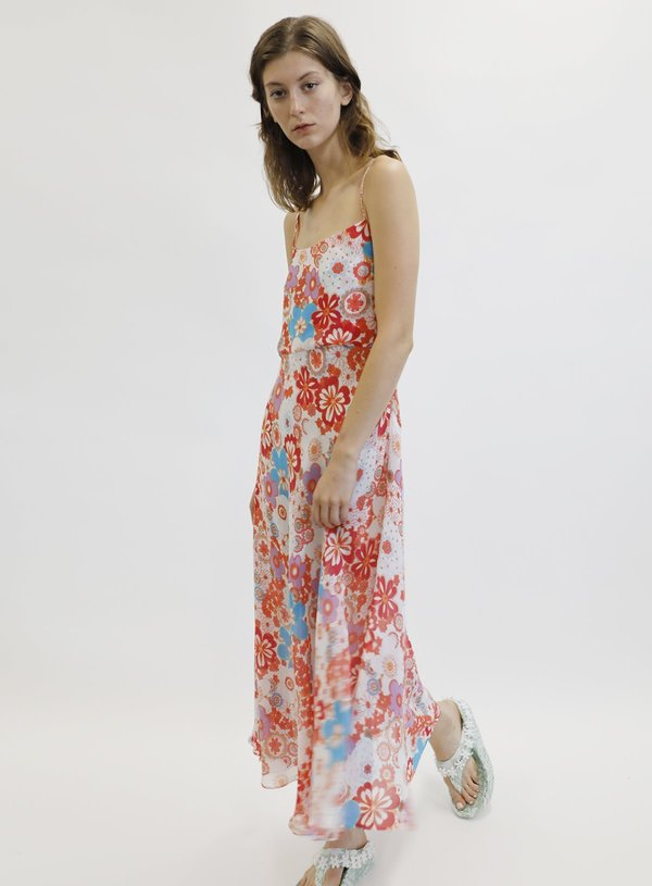 Collina Strada Market Dress - Piccadilly Floral