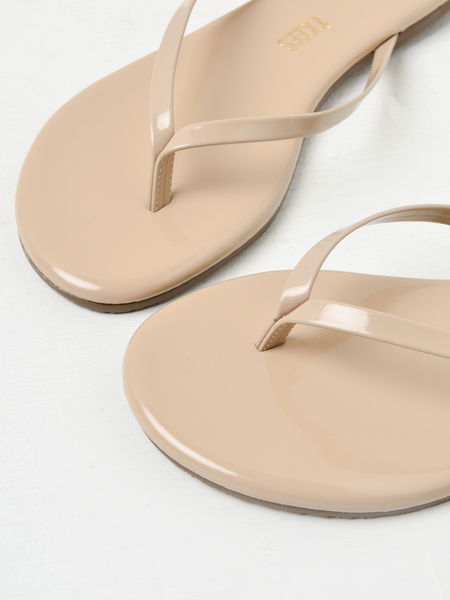 TKEES FOUNDATIONS GLOSS SANDALS - SUNKISSED