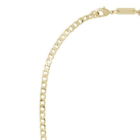 Machete Small Curb Chain Necklace - 14K Gold