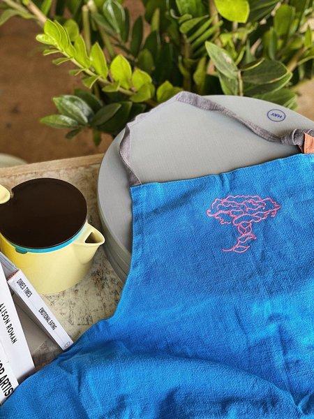 Idun Embroidered Apron