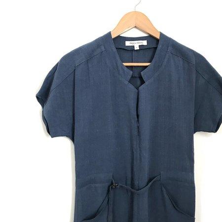 Dagg & Stacey Abner Jumpsuit - Azure Blue