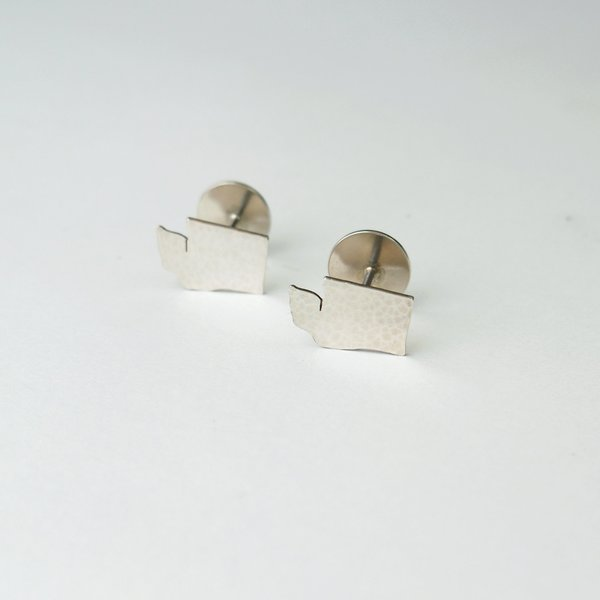 Oh So Antsy Cuff Links - Sterling silver