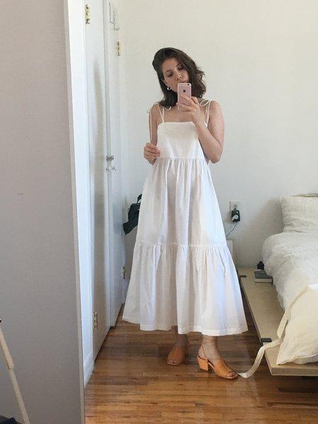 Ajaie Alaie Chica Dress - Cloud