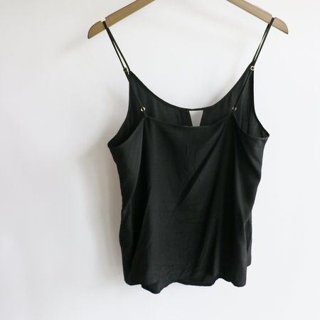 [Pre-loved] Rory Beca Sheer Camisole - Black