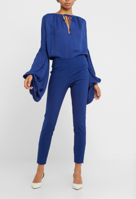 By Malene Birger Adelio Trousers - Blue