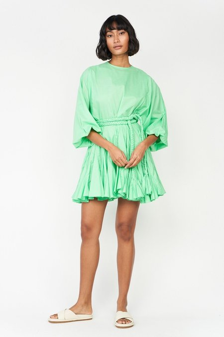 Rhode Resort Ella Dress - Seafoam Green