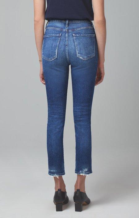 HeidiSays Olivia Crop High Rise Slim Fit