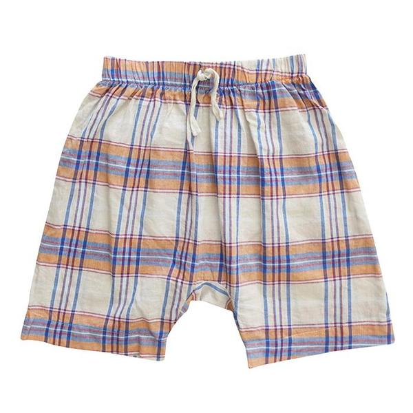 Kids Nico Nico Child Oli Plaid Shorts