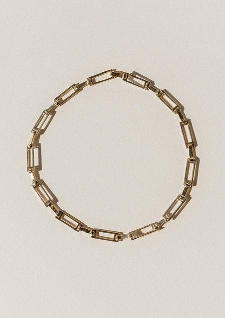 FARIS Grid Collar - Bronze