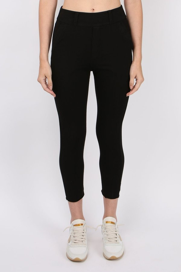 Tee Lab Trouser Legging - Black