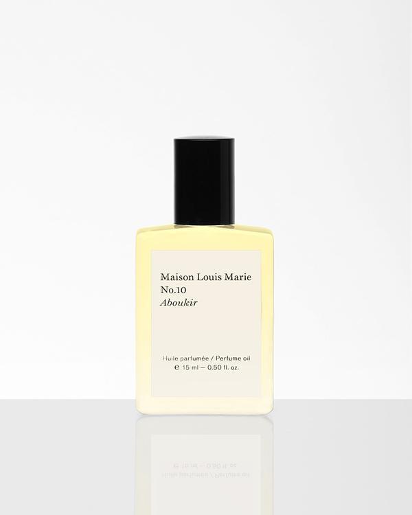 Maison Louis Marie No.10 Aboukir Perfume Oil