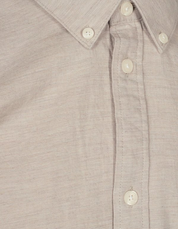 Minimum Jay 2.0 Shirt - Stone Melange