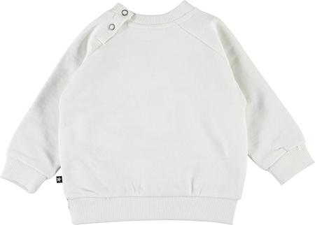 Kids Molo Disco Sweatshirt - Panda