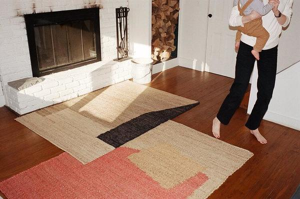 Cold Picnic Frozen Ground Rug