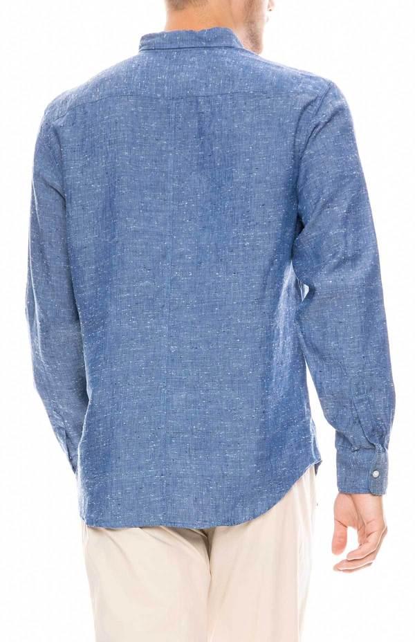 Frank & Eileen Finbar Italian Linen Shirt