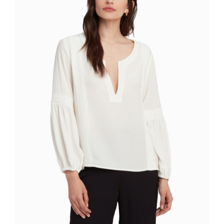 Sancia The Meiko Blouse - White