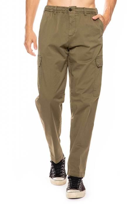 WHITE SANDS Cargo Pants - Light Olive