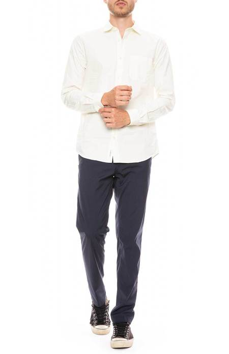 WHITE SANDS Flat Front Chinos