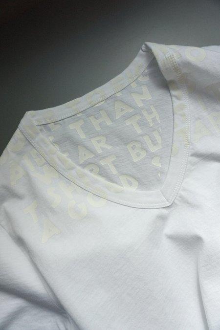 Mm6 Maison Margiela Charity T-shirt