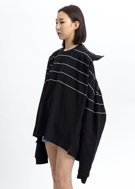 Y/project Trench Long Sleeves - Black