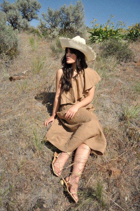 Cocobolo Havana Dress - Ginger Root