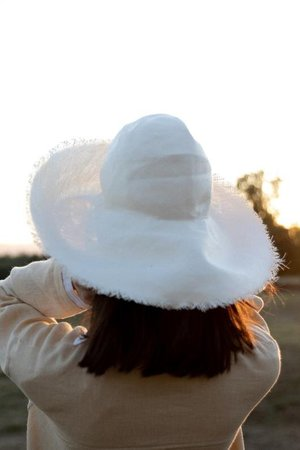 Brookes Boswell Tubu Crushable Straw Hat