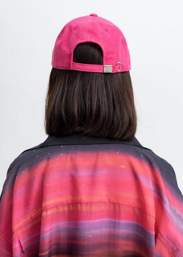 we11done Logo Cap - Pink