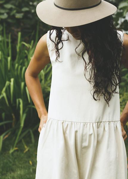 Ilana Kohn - Kate Jumpsuit in Cream