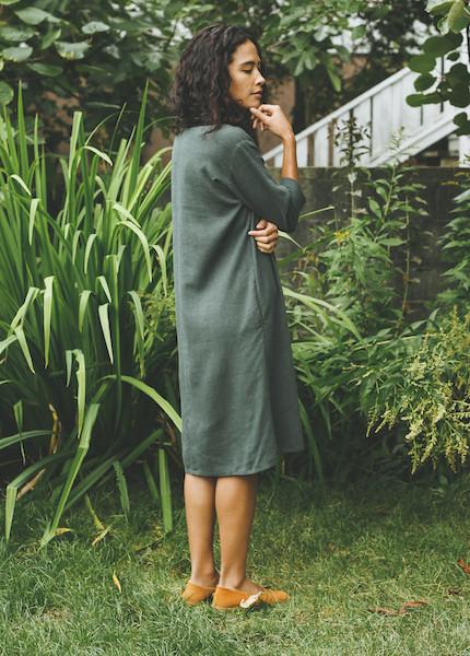 Me & Arrow - Tall Dress in Ivy