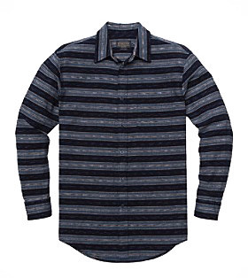 Men's Pendleton Tennyson Stripe Shirt