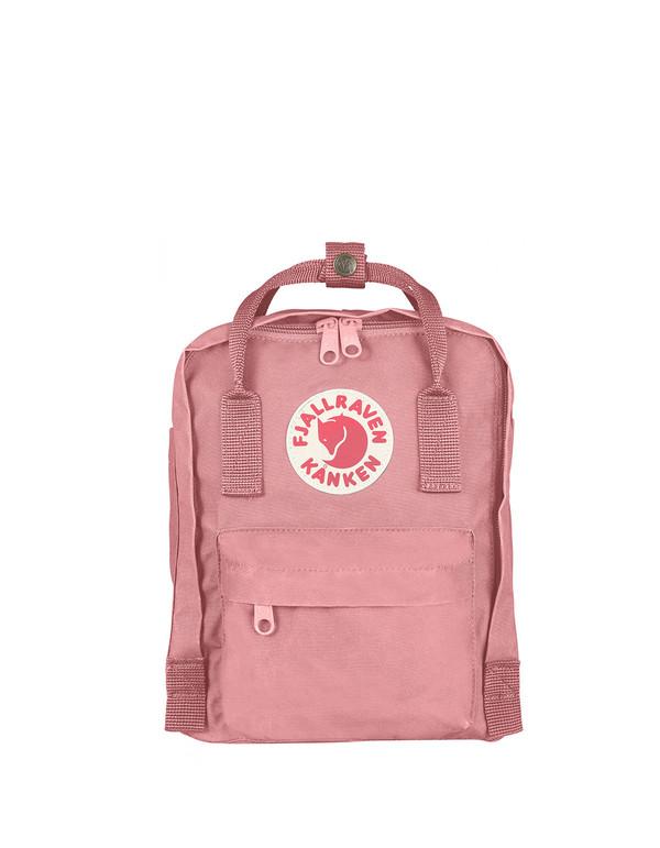 Fjallraven Kanken Mini Backpack Pink Garmentory