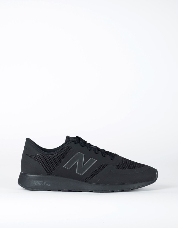 new balance 420 revlite sneakers in black